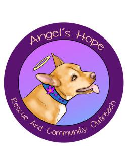 COLOR Angel's Hope Logo